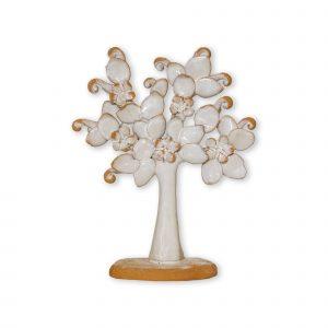 foto fischietto l'albero bianco